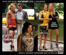 Where to: Gossip.
