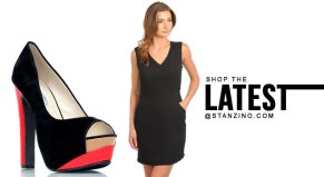 The latest in fashions, shop with us, @Stanzino.com