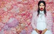Kim Kardashian--CR Fashion Shoot. Shot by Karl Lagerfeld. What artistic expression is Lagerfeld expressing here?