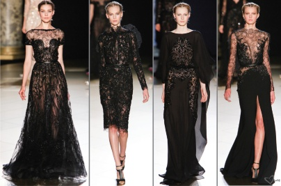 Taking this Friday to reflect with Marco on the variety on couture he didn't understand. Kudos to Elie Saab: Fall 2012.