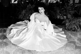 ...of Hollywood. Elizabeth Taylor epitomizes that time.