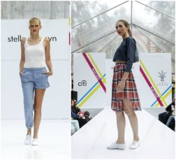 The breakdown of LA Fashion Week. The two-day show that went down at The Grove--feelings anyone?
