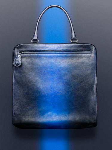 Navy is the New Black! Bag by Bottega Veneta