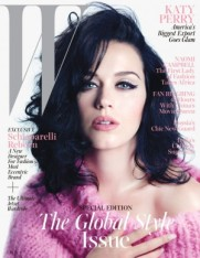 W Magazine Cover: Featuring Katy Perry. Yay!