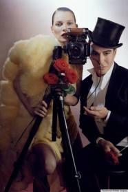The Vogue Drama.