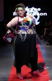 Plus Size Fashion Week: Paris.
