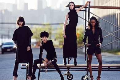 Rihanna's Fashion Collection: WHICH I'M OBSESSED WITH. She's leaning towards a more fashionable appeal---ay?