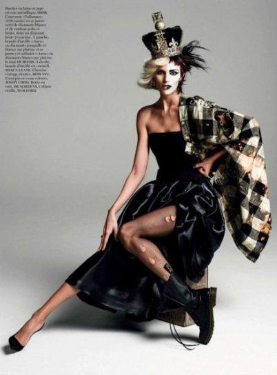 Inez + Vinoodh :A beautiful high fashion photography.