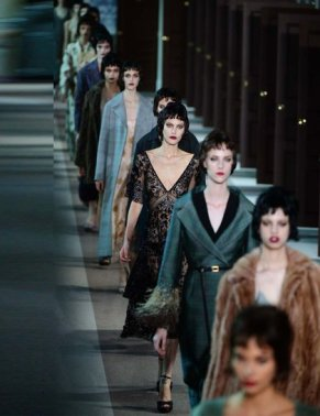 Fall/Winter 2013: Marc Jacobs for Louis Vuitton
