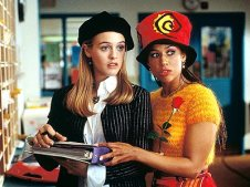 I'm obsessed with this movie, and its mainly for its fashion purposes