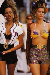 Supermodels of the 90s.