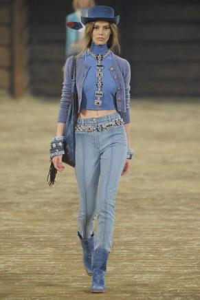 Paris to Dallas: Chanel Pre-Fall 2014