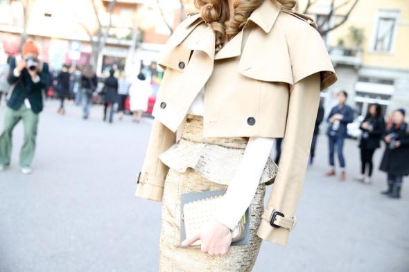 Street Style at Milan Fashion Week A/W 2014 (part 6)