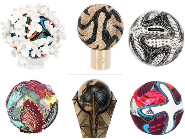 World Cup 2014 Adidas Brazuca Ball